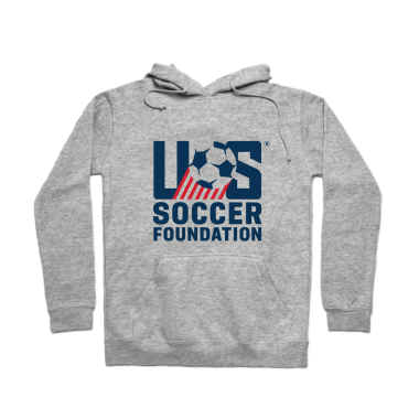 U.S. Soccer Foundation Unisex Hooded Sweatshirt Pullover Hoodie