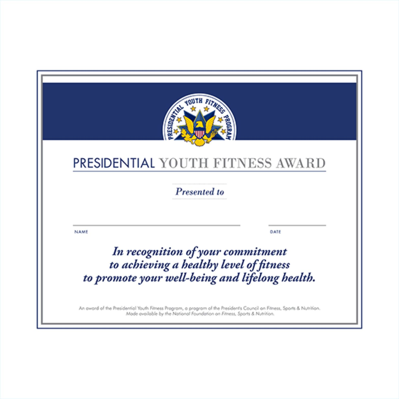 PYF Certificate