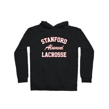 Stanford Lacrosse Alumni Pullover Hoodie