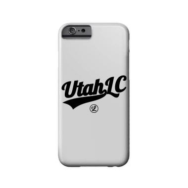 Utah Logo Black Phone Case