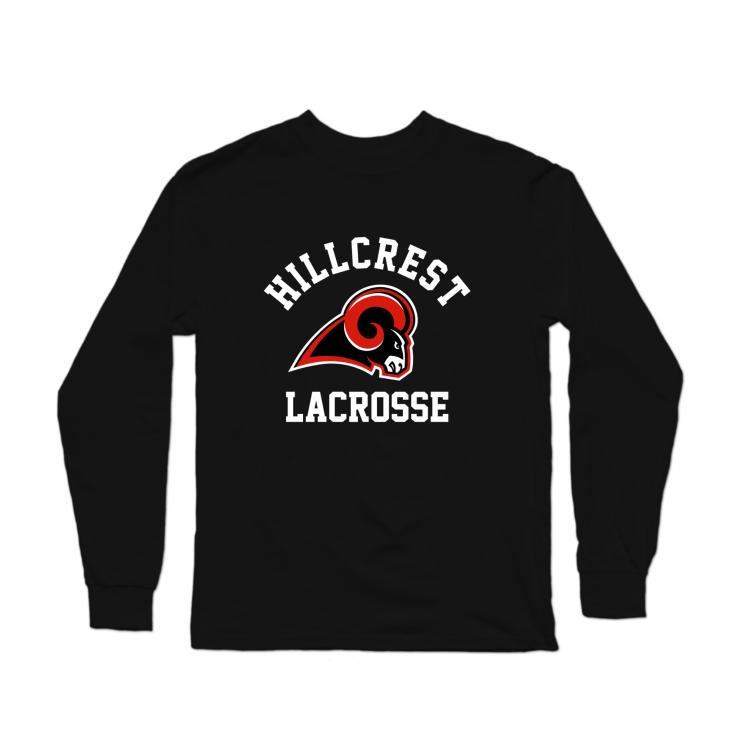 Hillcrest Lacrosse Longsleeve Shirt