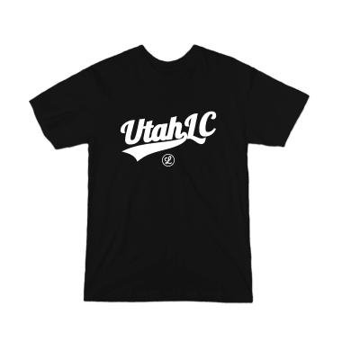 Utah Logo White Youth T-Shirt