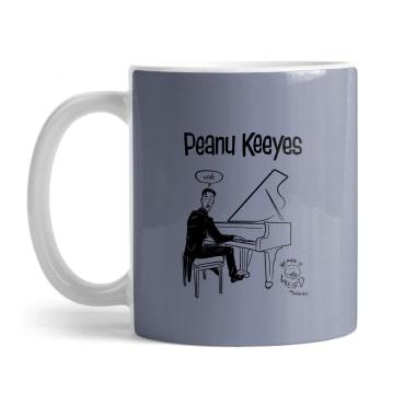 Peanu Keeyes Mug