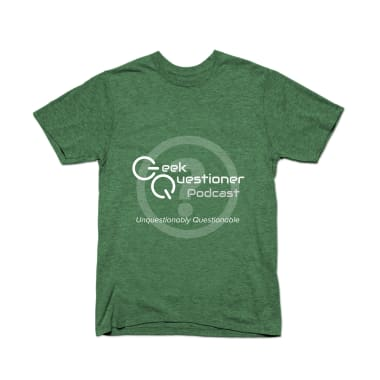 Geek Questioner Podcast Shirts T-Shirt