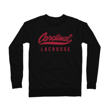Cardinal Red Crewneck Sweatshirt