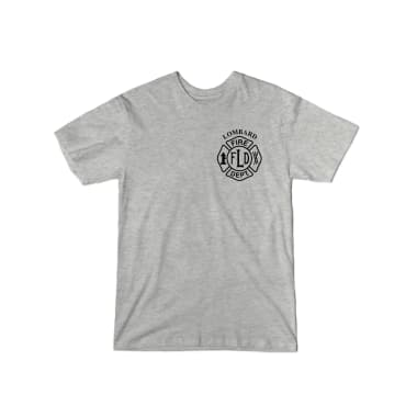 LFD Badge (Black) T-Shirt