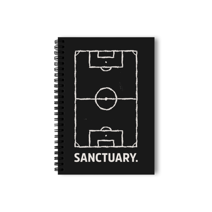 Sanctuary Notebook