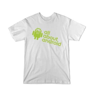 All About Android Podcast T-Shirt