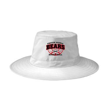 GMS Basketball Sideline Hats