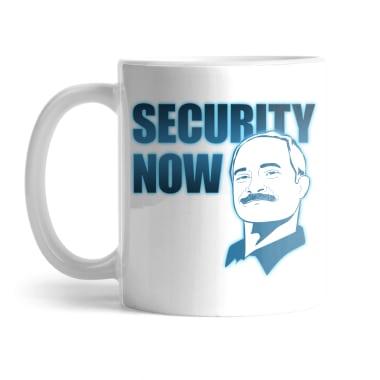 Steve Gibson, Security Now Mug Mug