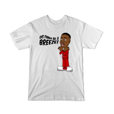 Dis Finna Be A Breeze Youth T-Shirt