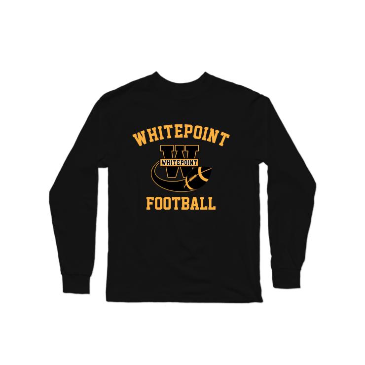 White Point Youth Football Longsleeve Shirt