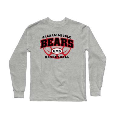 GMS Basketball Longsleeve Shirt