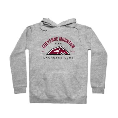 Cheyenne Mountain Lacrosse Club Pullover Hoodie