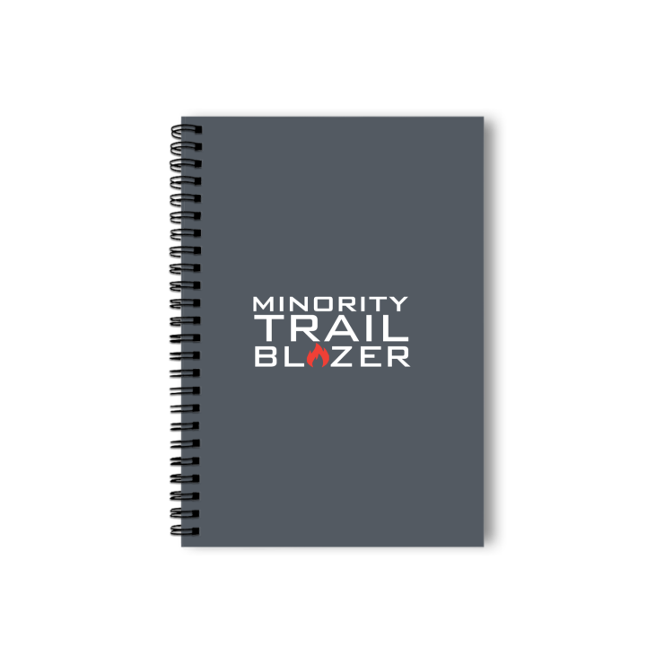 Thrive Merch Notebook