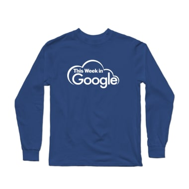This Week in Google Longsleeve Shirt