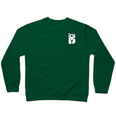 Boulder Lacrosse B Crewneck Sweatshirt