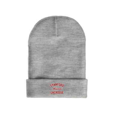 Stanford Lacrosse Alumni Winter/Beanie Hats