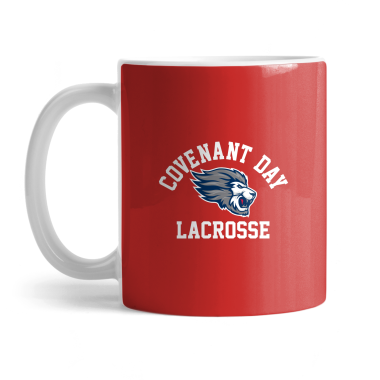 Covenant Day Lacrosse Mug