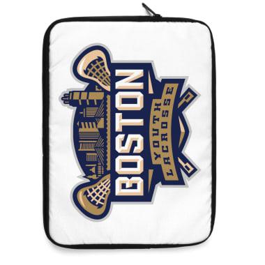 Boston Youth Lacrosse Laptop Sleeve