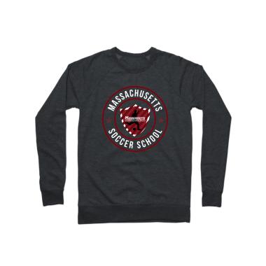 Massachusetts Soccer School Crewneck Sweatshirt