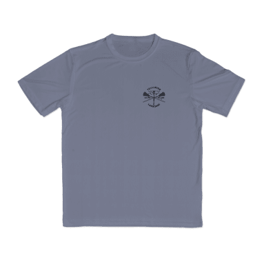 Telluride Lacrosse Classic Performance T-Shirt