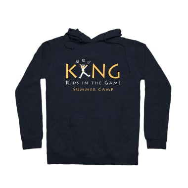 KING Summer Camp Pullover Hoodie