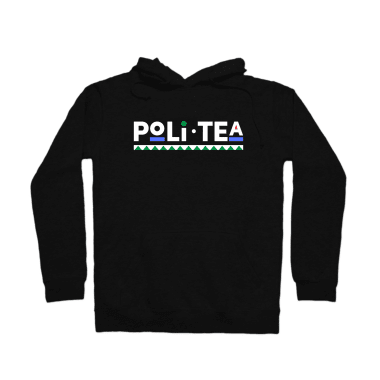 PoliTea Hoodie Dark Collection