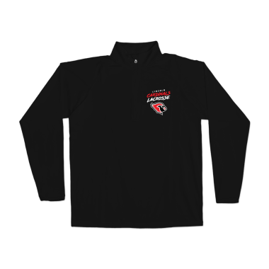 Lincoln Lacrosse Brush Performance Pullover