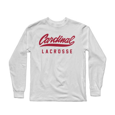 Cardinal Red Longsleeve Shirt