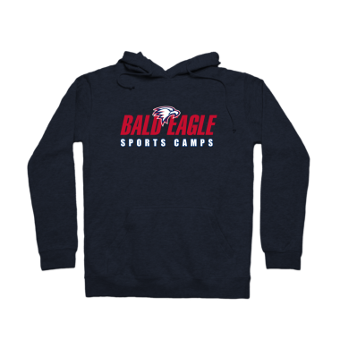 Bald Eagle Sports Camps Pullover Hoodie
