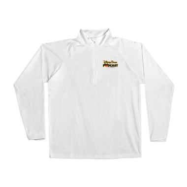 Disney Parks Podcast Logo wear Performance Pullover