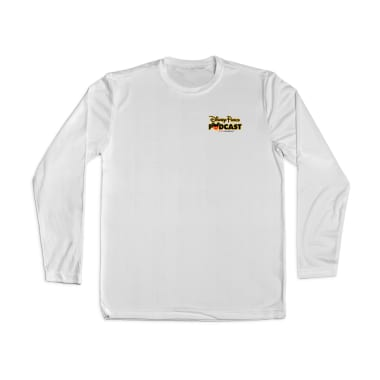 Disney Parks Podcast Logo wear Performance Longsleeve