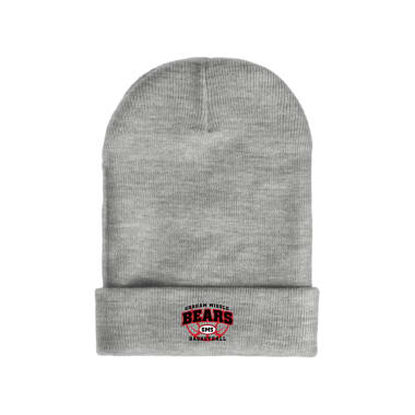 GMS Basketball Winter/Beanie Hats