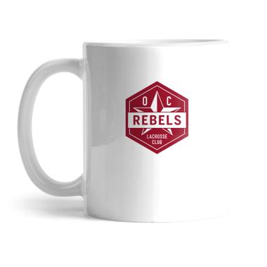 OC Rebels Mug