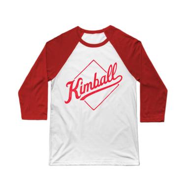 Kimball Diamond Baseball Tee