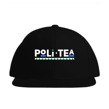 PoliTea Baseball Hats Dark Collection