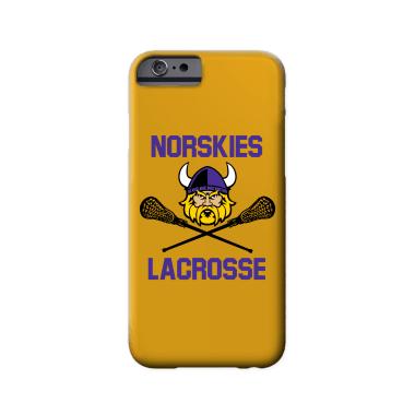 Norskies Club Lacrosse Phone Case