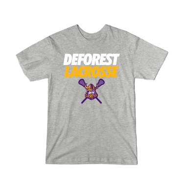 DeForest Norskies Lacrosse Youth T-Shirt