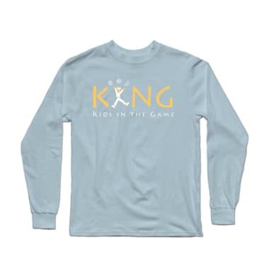 Kids In The Game Longsleeve Shirt