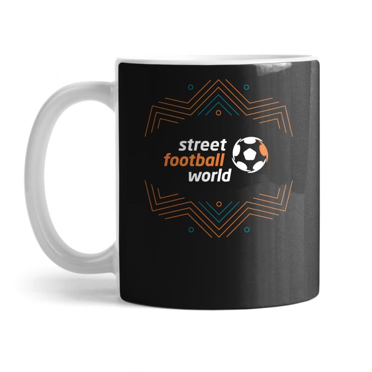 streetfootballworld Mug