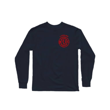 LFD Badge (Red) Longsleeve Shirt