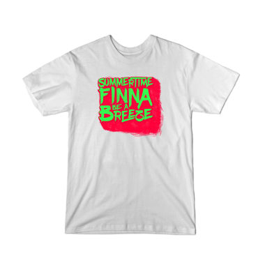 Summertime Finna Be A Breeze Youth T-Shirt
