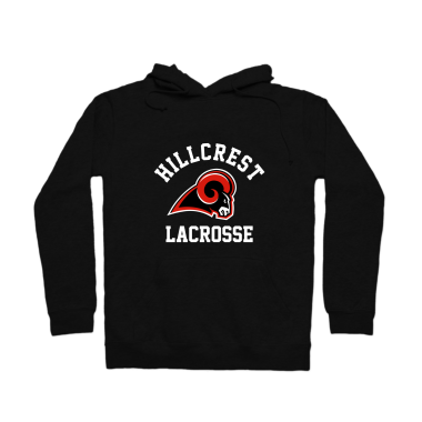Hillcrest Lacrosse Pullover Hoodie