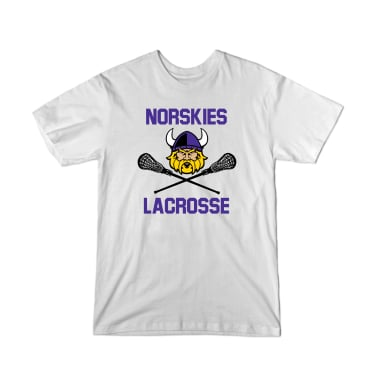 Norskies Club Lacrosse Youth T-Shirt