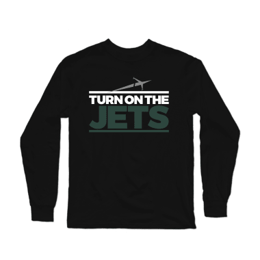 Turn on the Jets Classic Longsleeve Shirt