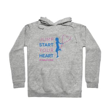 Jump Start Your Heart Hoodie