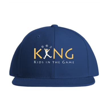 Kids In The Game Baseball Style Hats