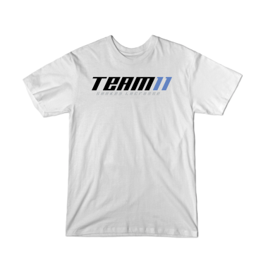 Team 11 Wordmark T-Shirt