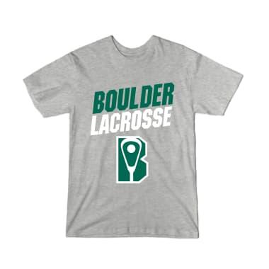 Boulder Lacrosse T-Shirt